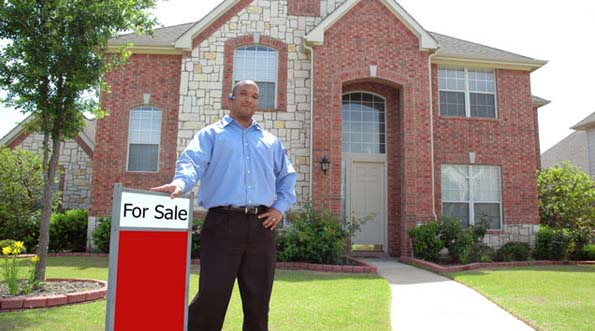 being a real estate broker